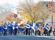 Christms Parade Photo Courtesy of Visit Benicia