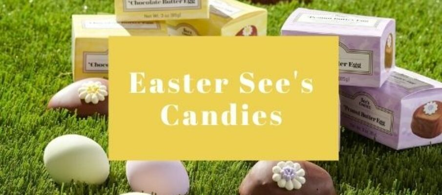 Easter Sees Candies