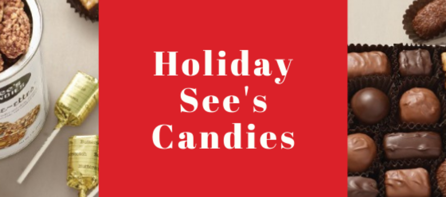 Holiday See's Candies