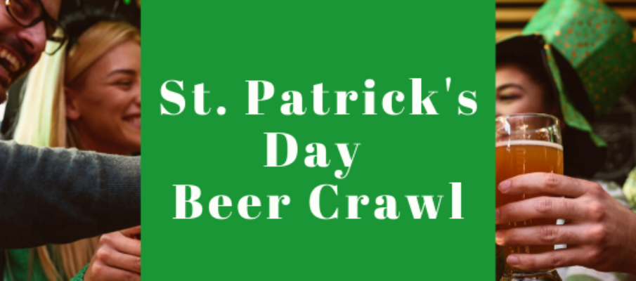 St. Patricks Beer Crawl
